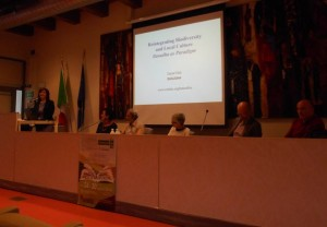 Deb's presentation at Instituto Cervi, Reggio Emilia (14 October 2014).